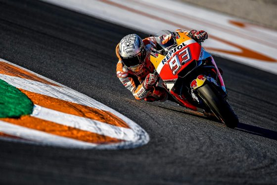 Προτεραιότητα η Honda για τον Marquez