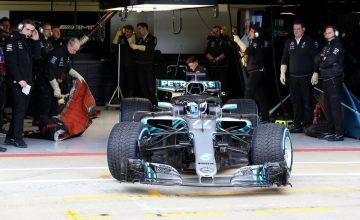 Η νέα Mercedes W09 EQ Power+ αποκαλύφθηκε (pics+vid)