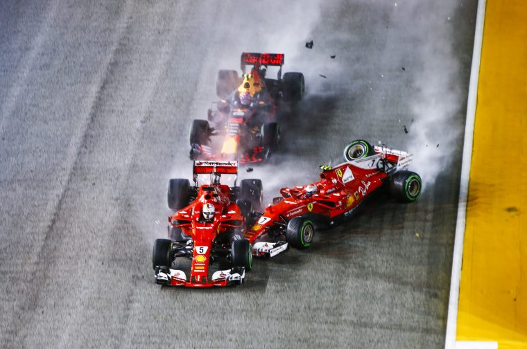 F1 lost 15 million euros in 2017