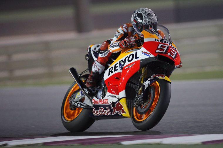 Προβλέπει δύσκολο αγώνα στο Κατάρ ο Marquez