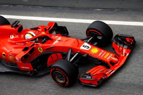 Προβληματισμένος με τον ρυθμό των Mercedes και Red Bull o Vettel