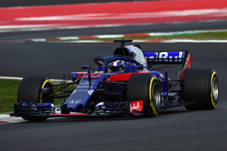 Είναι πραγματική η εικόνα της Toro Rosso-Honda;