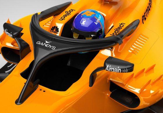 Εταιρία με σαγιονάρες ο νέος χορηγός της McLaren