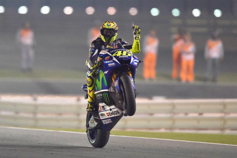 Διψάνε για νίκες Rossi και Yamaha
