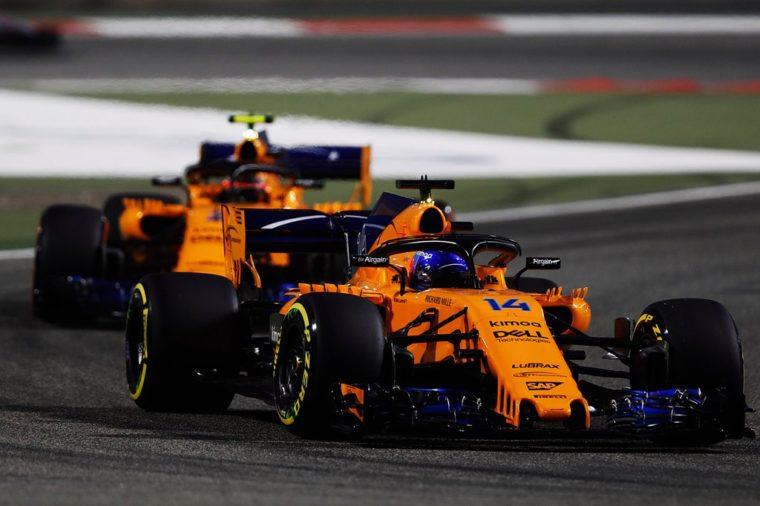 Ευχαριστημένος από τον αγώνα του Μπαχρέιν δηλώνει ο Alonso