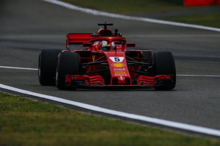 GP Κίνας FP3: Αλλαγή σκηνικού με τη Ferrari στη κορυφή