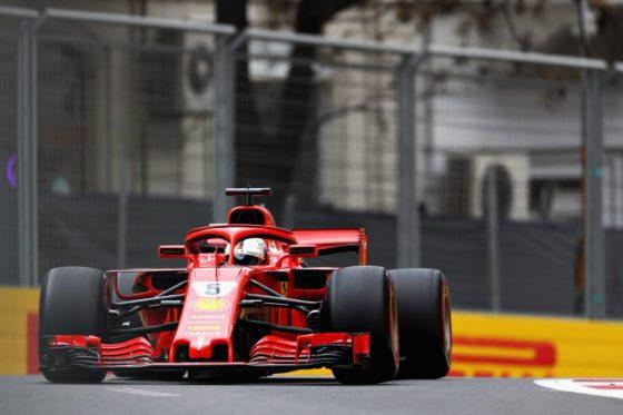 GP Αζερμπαϊτζάν QP: Τρίτη σερί pole για τον Vettel