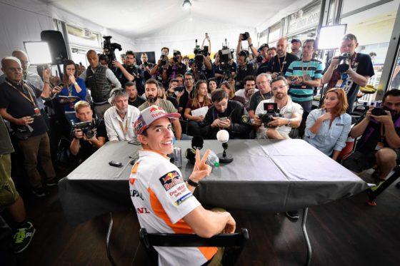 O Marquez δεν κρατά κακία στον Rossi για τα σχόλια στην Αργεντινή
