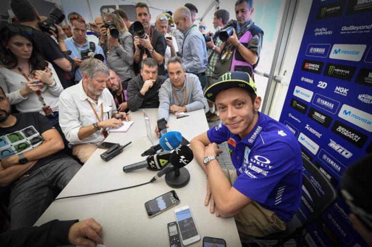 Rossi: «Ακόμα δεν είναι η ώρα να μιλήσω με τον Marc»
