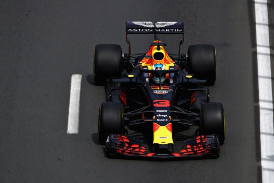 GP Αζερμπαϊτζάν FP2: Ricciardo & Red Bull δείχνουν τη δυναμική τους