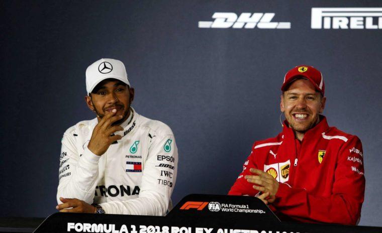 O Vettel υπερασπίστηκε τον Hamilton για το σχόλιο προς τον Verstappen