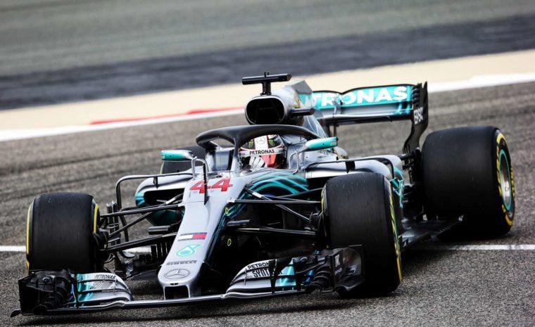 GP Κίνας FP1: Ξεκίνησε δυναμικά ο Hamilton