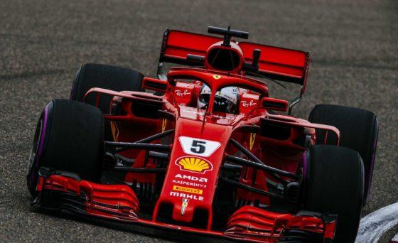 GP Κίνας QP: Επιβλητική pole position για τον Vettel