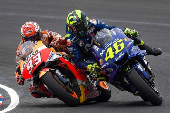 Παραδέχεται το λάθος του ο Marquez, αλλά δεν αλλάζει τον τρόπο οδήγησης