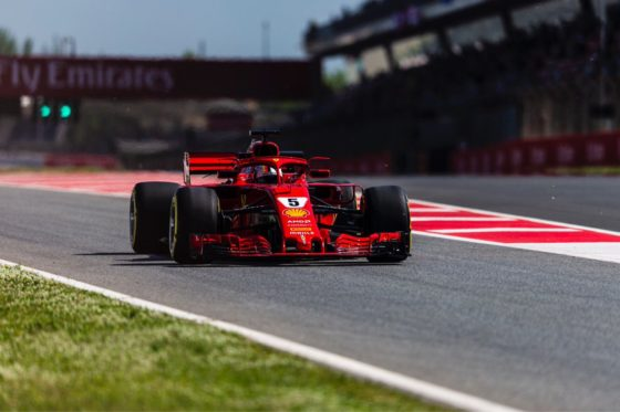 Vettel: «Οι αναβαθμίσεις δουλεύουν, πολύ καλό το μονοθέσιο»