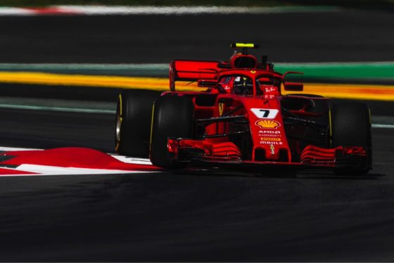 H Ferrari θα αντικαταστήσει τον κινητήρα του Raikkonen
