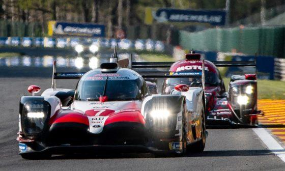 Χάνει την pole position το #7 Toyota