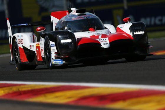6H Spa QP: Η Toyota στην pole position – Σοβαρό ατύχημα για Fittipaldi