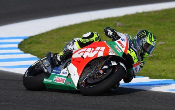 GP Jerez FP2: Κυριαρχία για την Honda με τον Crutchlow στη κορυφή