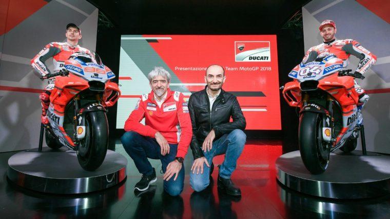Ducati: Στο Mugello κρίνεται το μέλλον του Dovi, δύσκολο του Lorenzo