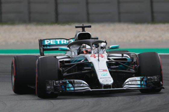 GP Ισπανίας QP: Μάχη θρίλερ και ο Hamilton στη pole position