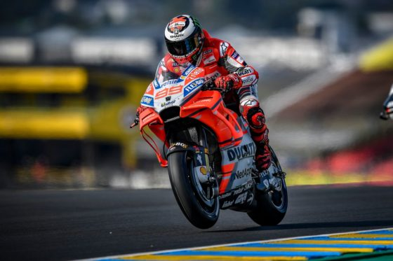 O Lorenzo πρέπει να φύγει από την Ducati σύμφωνα με τον Puig