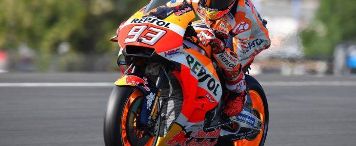 GP Γαλλίας Race: Τρίτη σερί νίκη για Marquez
