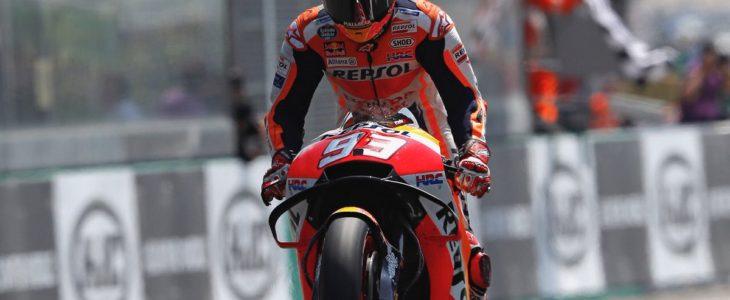 O Marquez θα κάνει δοκιμές με μονοθέσιο F1