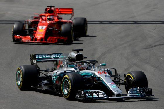 Hamilton: «H Ferrari έχει το καλύτερο μονοθέσιο»