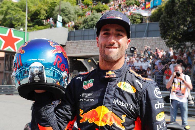 Ποινή στη θέση εκκίνησης για τον Ricciardo στον Καναδά