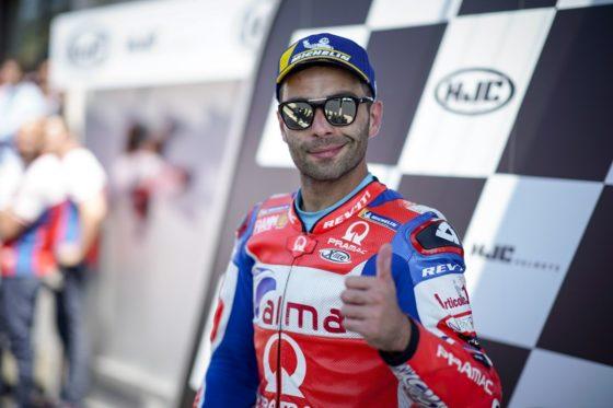 Υπέγραψε με την Ducati o Petrucci