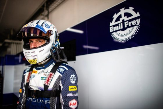 Ο Alex Fontana θα αγωνιστεί στις 24H του Spa με την Emil Frey Racing