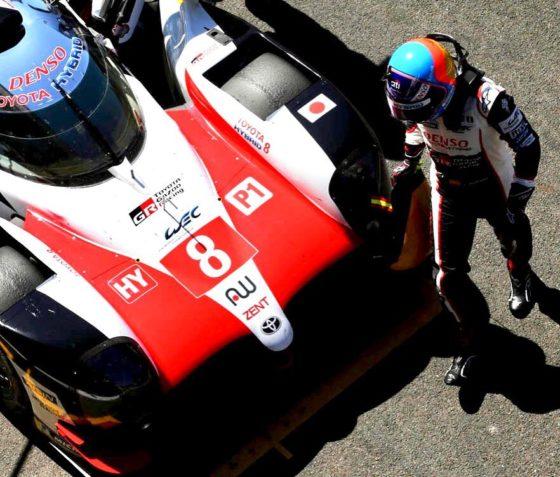 Toyota: «Πρωταθλητής ο Alonso, αλλά είναι rookie στο Le Mans»