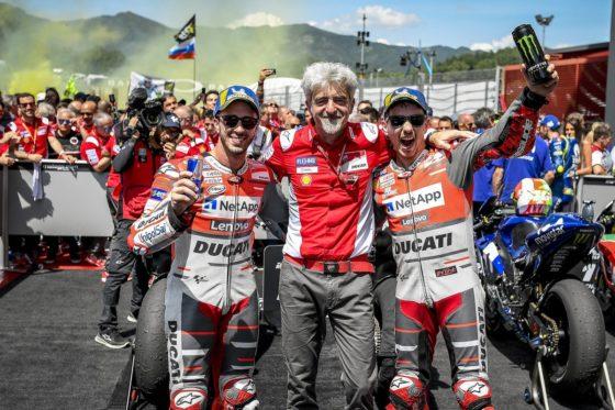 Dovizioso: «Είμαστε γρήγοροι, αλλά πρέπει να μείνουμε ψύχραιμοι»