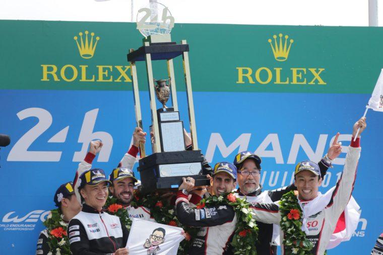 Alonso: «Από τις πιο σημαντικές νίκες της καριέρας μου»