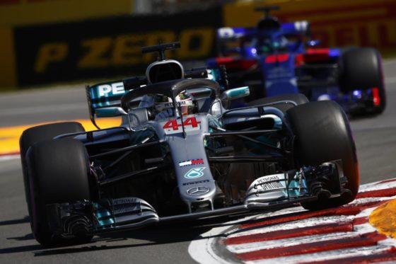 Hamilton: «Σημάδι αδυναμίας να πιστεύουμε πως δεν είμαστε γρήγοροι»