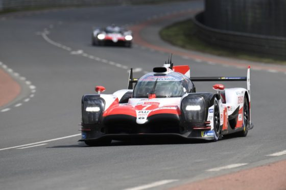 24H Le Mans FP1: Μικρό προβάδισμα για την Toyota
