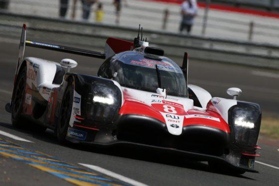 24H Le Mans Q1: Στη προσωρινή pole με τον Nakajima η Toyota