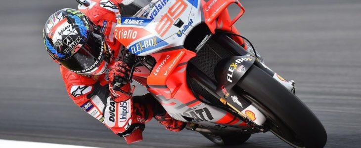 GP Καταλωνίας FP1&2: Κυριαρχία Lorenzo και Ducati – Εκτός 10άδας ο Marquez