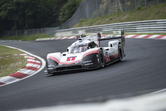 H Porsche διέλυσε το απόλυτο ρεκόρ του Ring