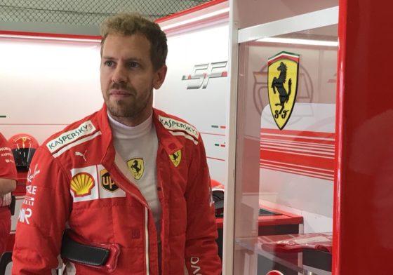 Ποινή 3 θέσεων στον Vettel γιατί παρεμπόδισε τον Sainz
