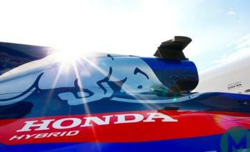 Επίσημο: Red Bull Honda από το 2019