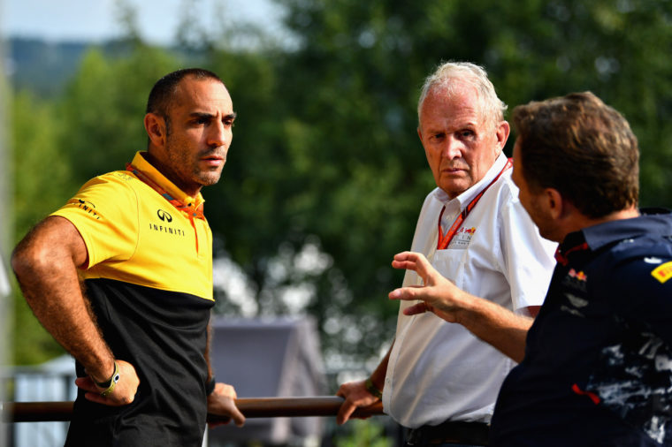 H Renault προειδοποιεί την Red Bull αν επιλέξει την Honda