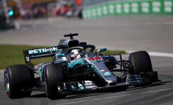 Απογοητευμένος με το αποτέλεσμα του Σαββάτου ο Hamilton