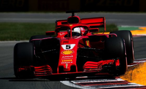 GP Καναδά Race: Θρίαμβος Vettel στον πιο βαρετό αγώνα του 2018
