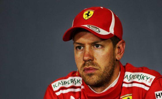 Vettel: «Έτσι είναι οι αγώνες»