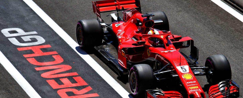 Vettel: «Σήμερα δεν ήμουν γρήγορος»