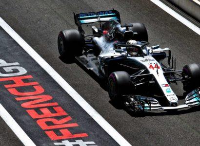 GP Γαλλίας FP2: Κυρίαρχος και πάλι ο Hamilton – Προβληματισμός στη Ferrari