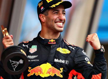 Δυνατή και ταυτόχρονα ευάλωτη η Mercedes σύμφωνα με τον Ricciardo