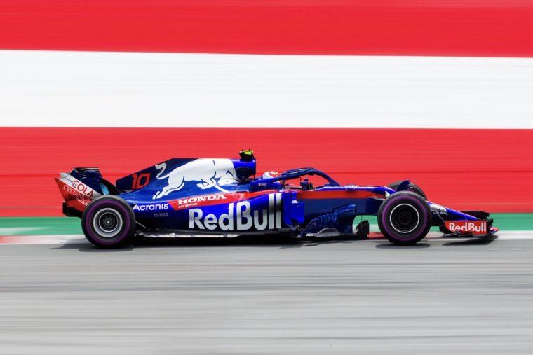 Πειραματόζωο της Honda η Toro Rosso για το υπόλοιπο του 2018